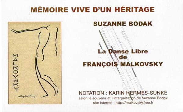 Livre Mémoire vive d'un Héritage par Suzanne Bodak
