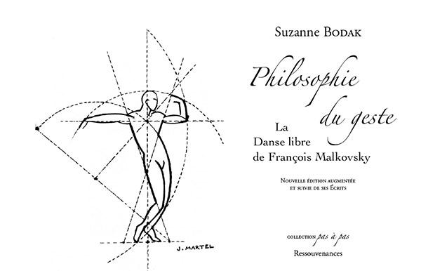 Livre Philosophie du geste, par Suzanne Bodak